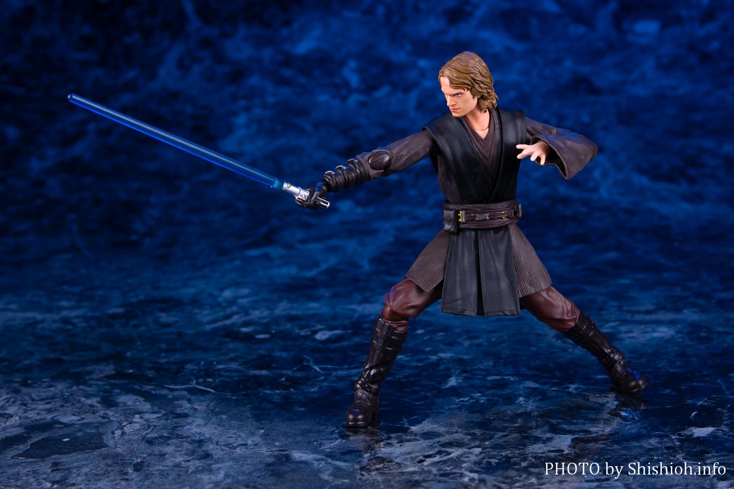 S.H.Figuarts アナキン・スカイウォーカー(Revenge of the Sith)