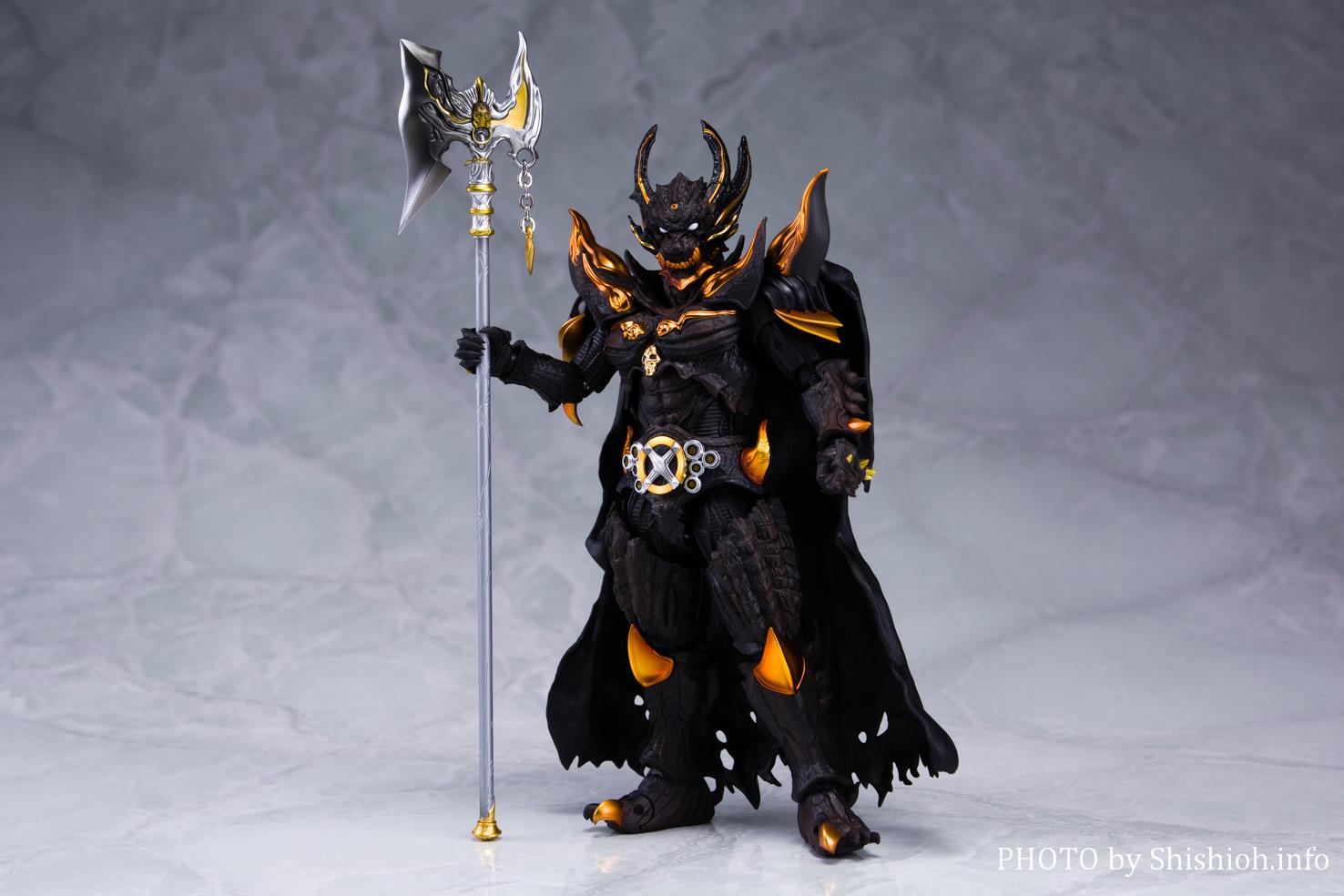 S.H.Figuarts(真骨彫製法) 暗黒騎士キバ