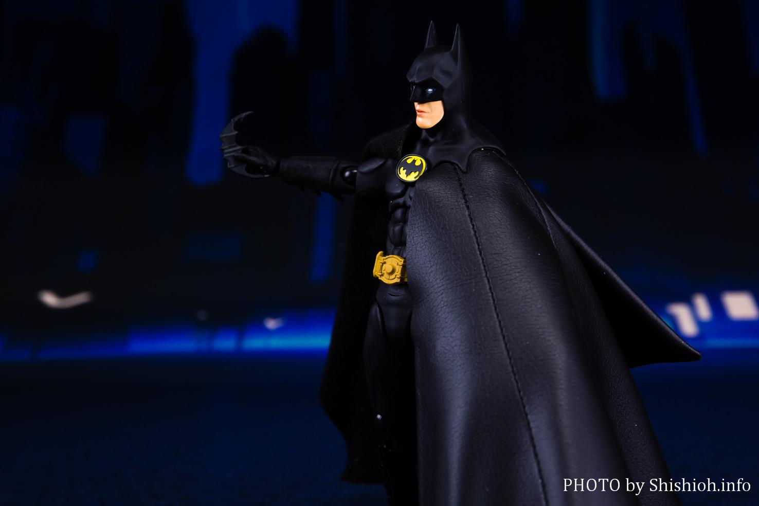 S.H.Figuarts バットマン (BATMAN 1989)