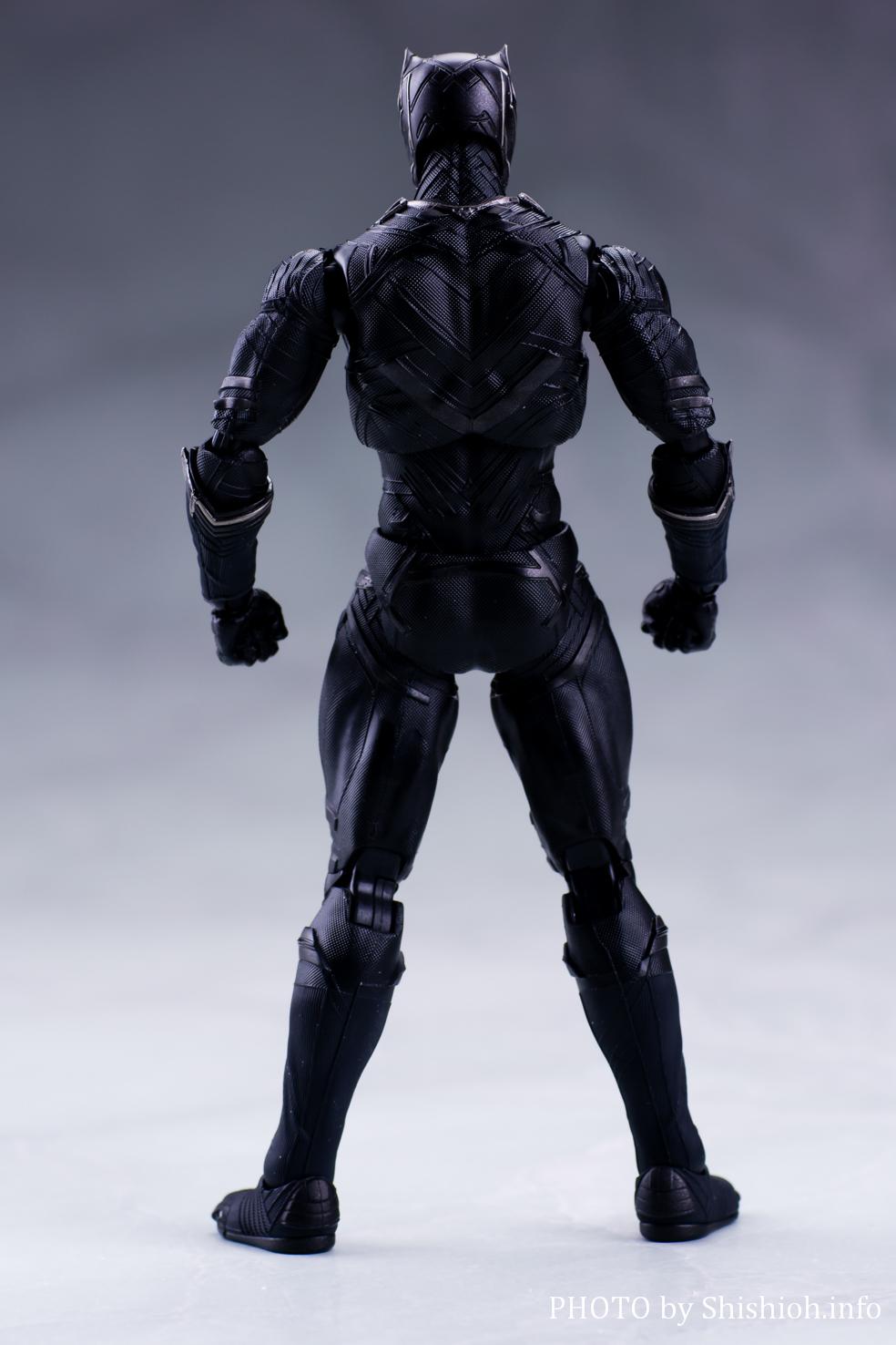 S.H.Figuarts ブラックパンサー