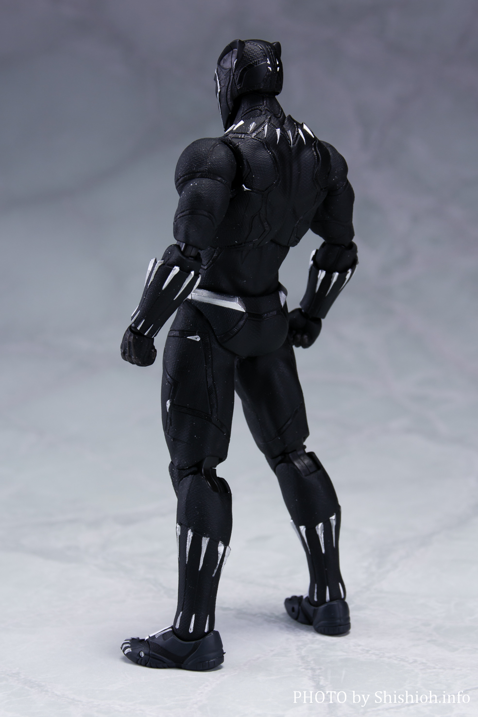 S.H.Figuarts ブラックパンサー(アベンジャーズ/インフィニティ・ウォー)