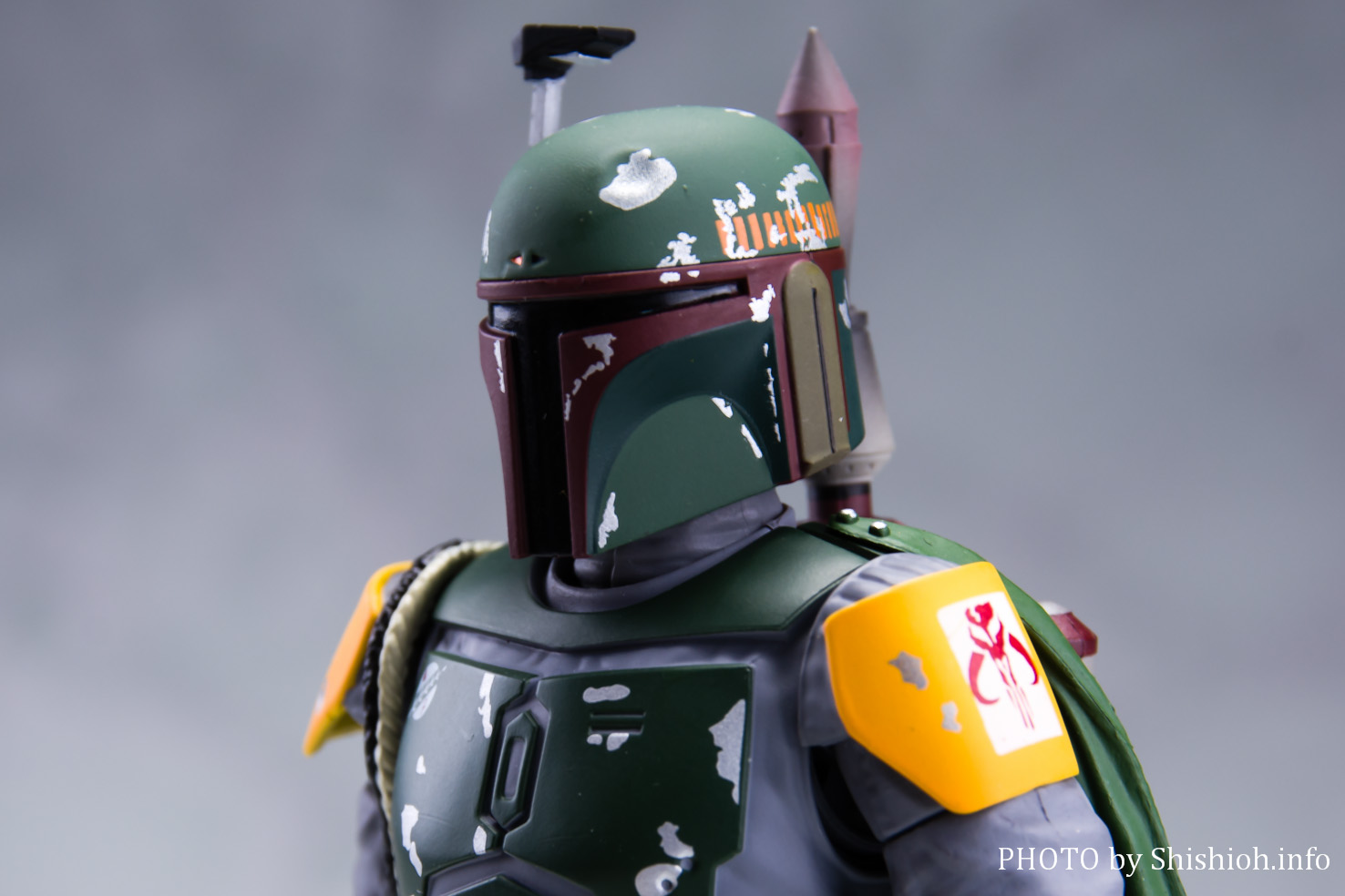 S.H.Figuarts ボバ・フェット(STAR WARS:Episode VI - Return of the Jedi)