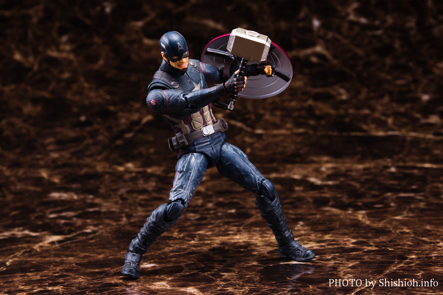 S.H.Figuarts キャプテン・アメリカ -《FINAL BATTLE》EDITION-