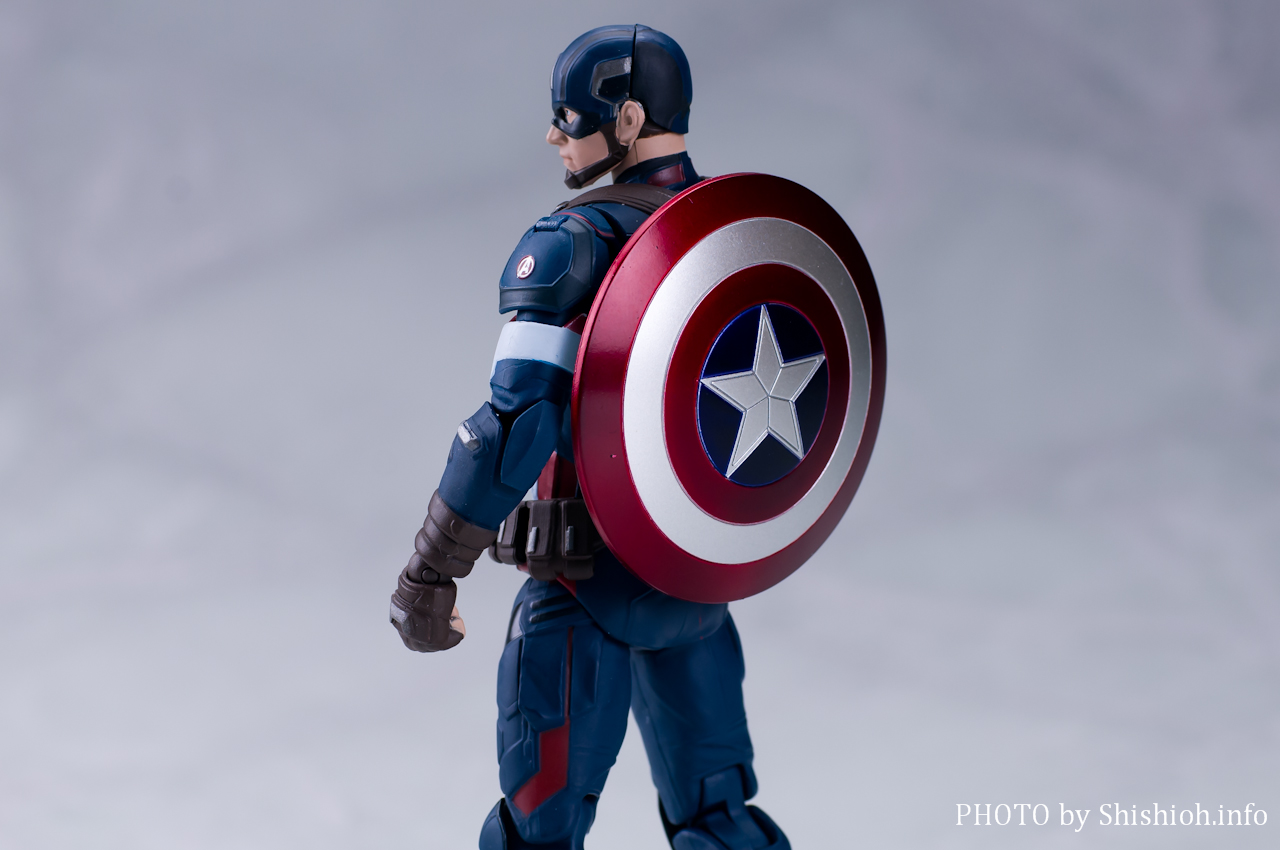 S.H.Figuarts キャプテン・アメリカ