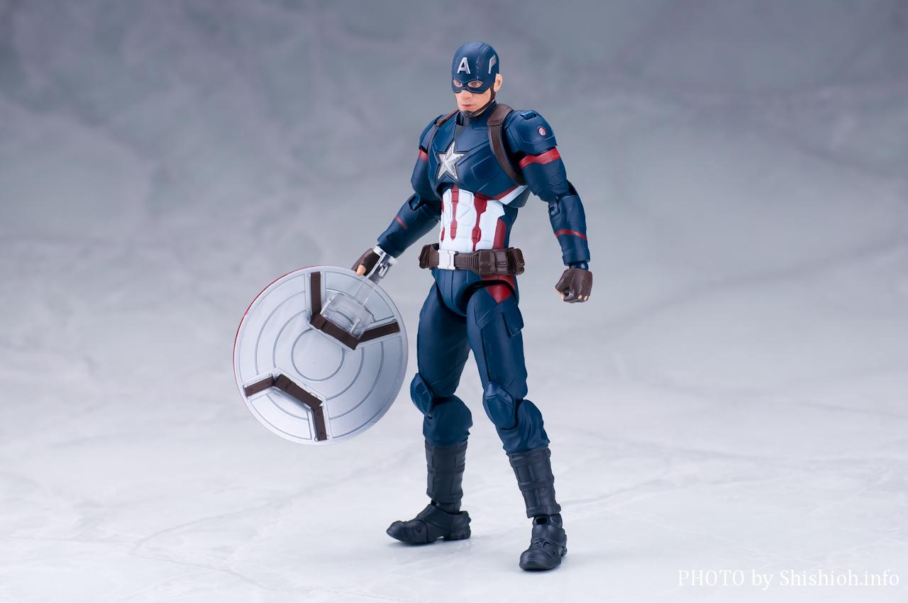 S.H.Figuarts キャプテン・アメリカ(シビル・ウォー