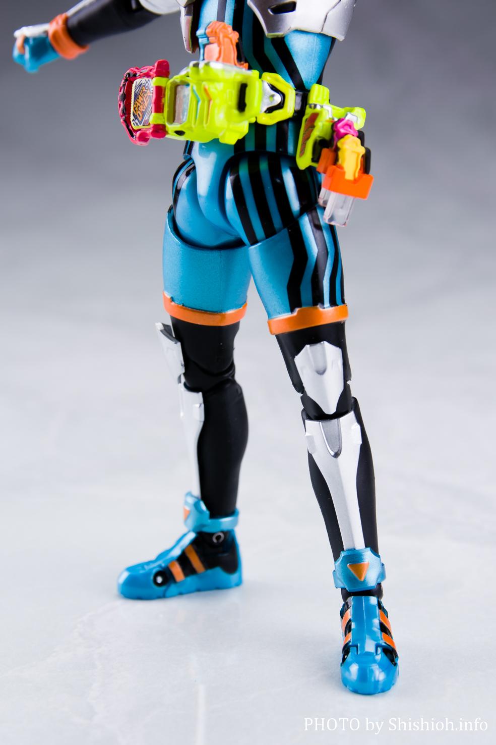 S.H.Figuarts 仮面ライダーエグゼイド ダブルアクションゲーマー レベルXX LRセット