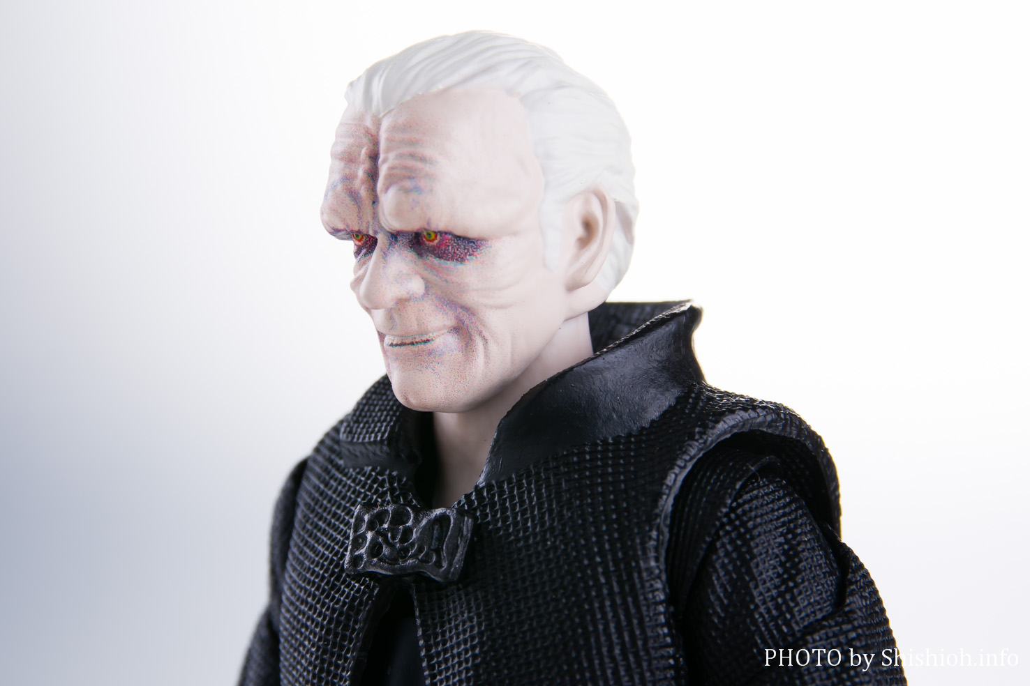 S.H.Figuarts パルパティーン皇帝‐Emperor's Throne Set‐(STAR WARS: Return of the Jedi