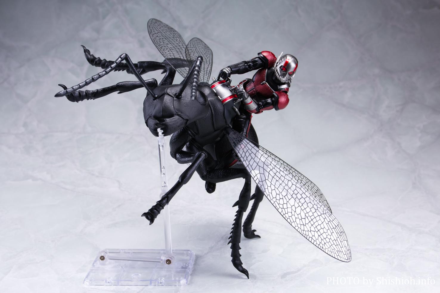 S.H.Figuarts 蟻(アントマン&ワスプ)