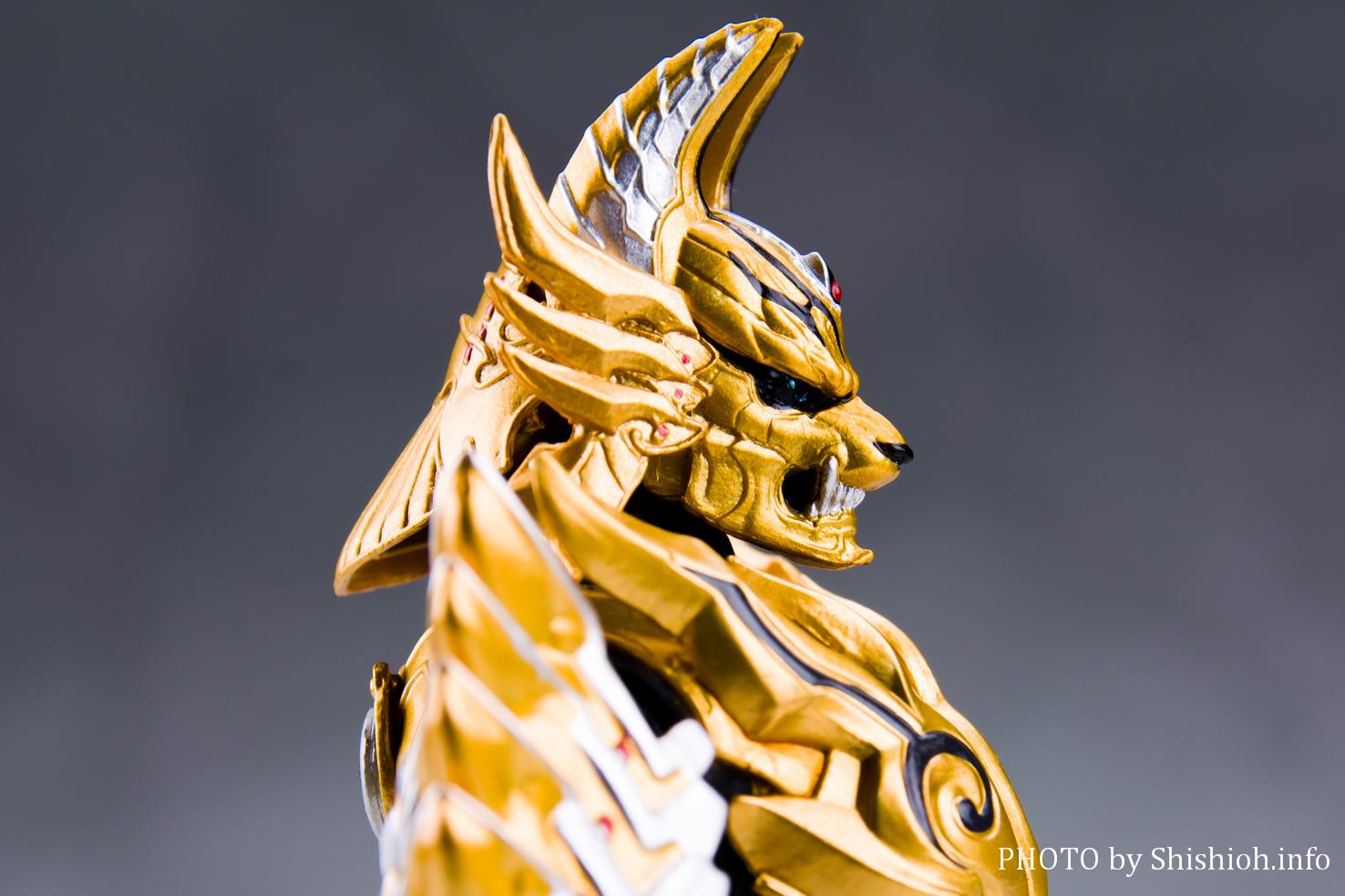 S.H.Figuarts 黄金騎士 ガロ(雷吼Ver.)