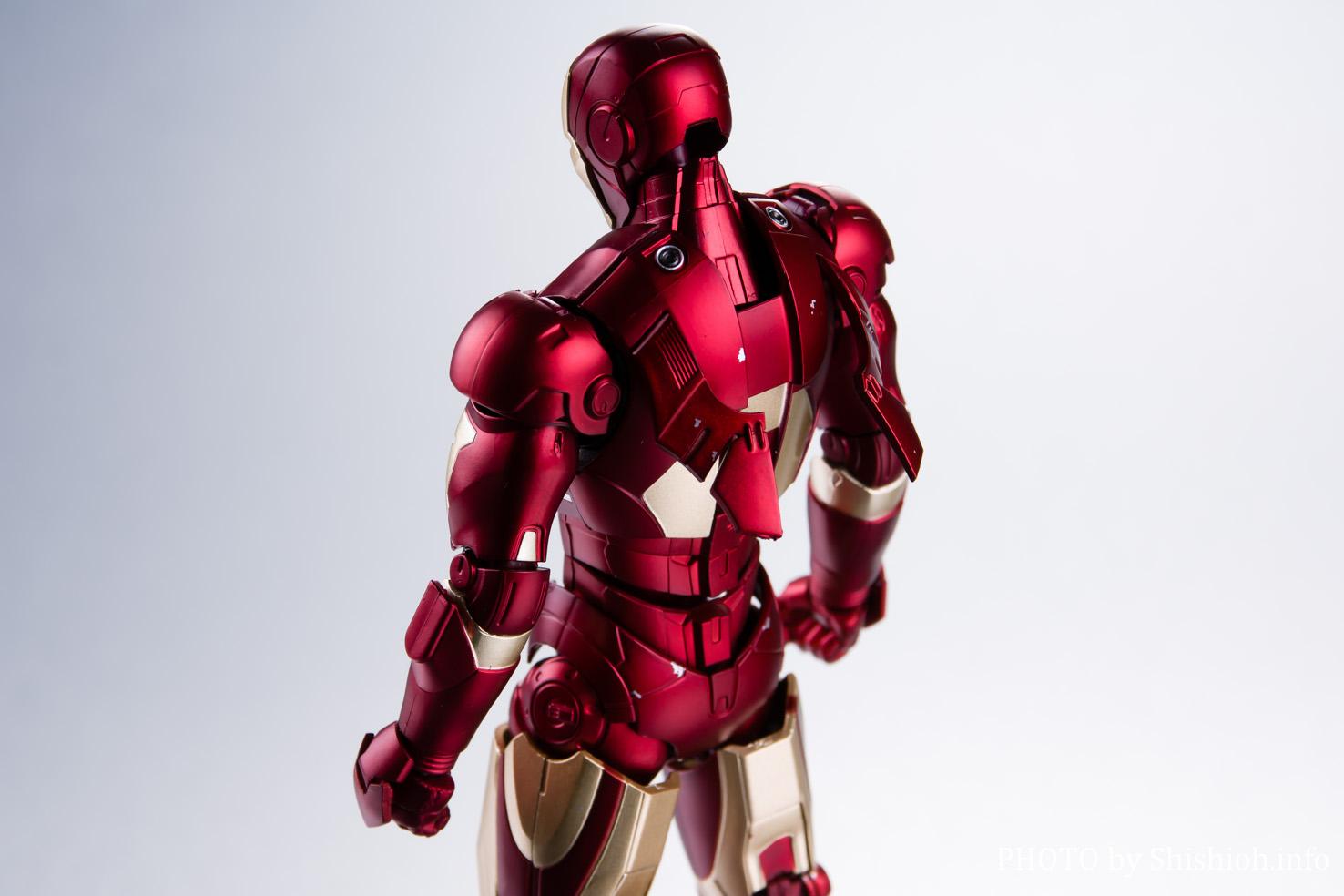 S.H.Figuarts アイアンマン マーク3 -《Birth of Iron Man》 EDITION‐
