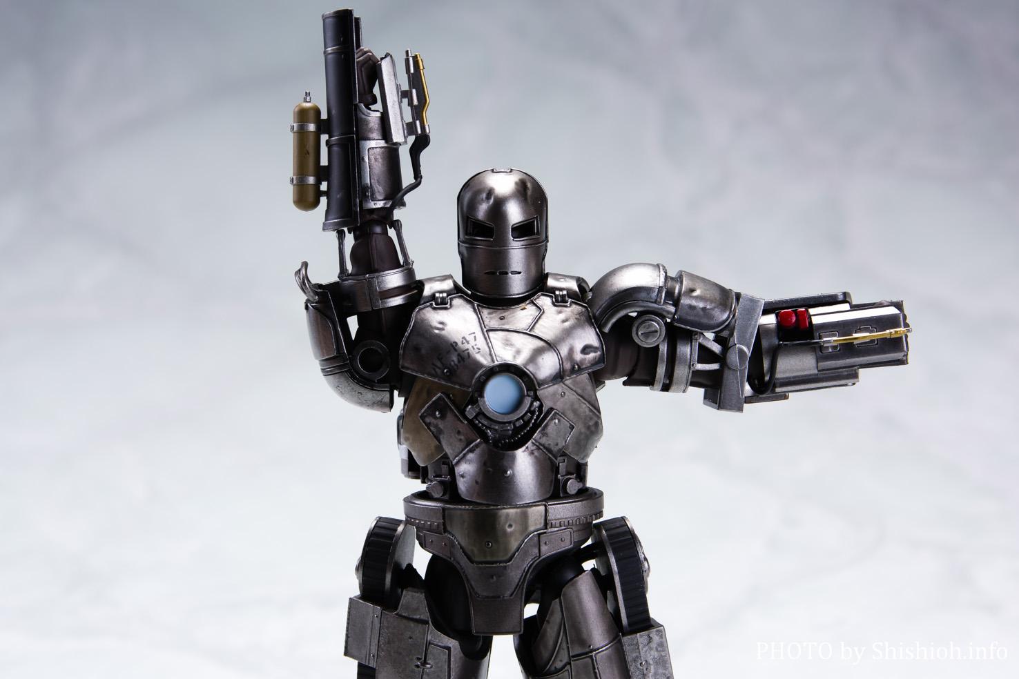 S.H.Figuarts アイアンマン マーク1 -《Birth of Iron Man》 EDITION-