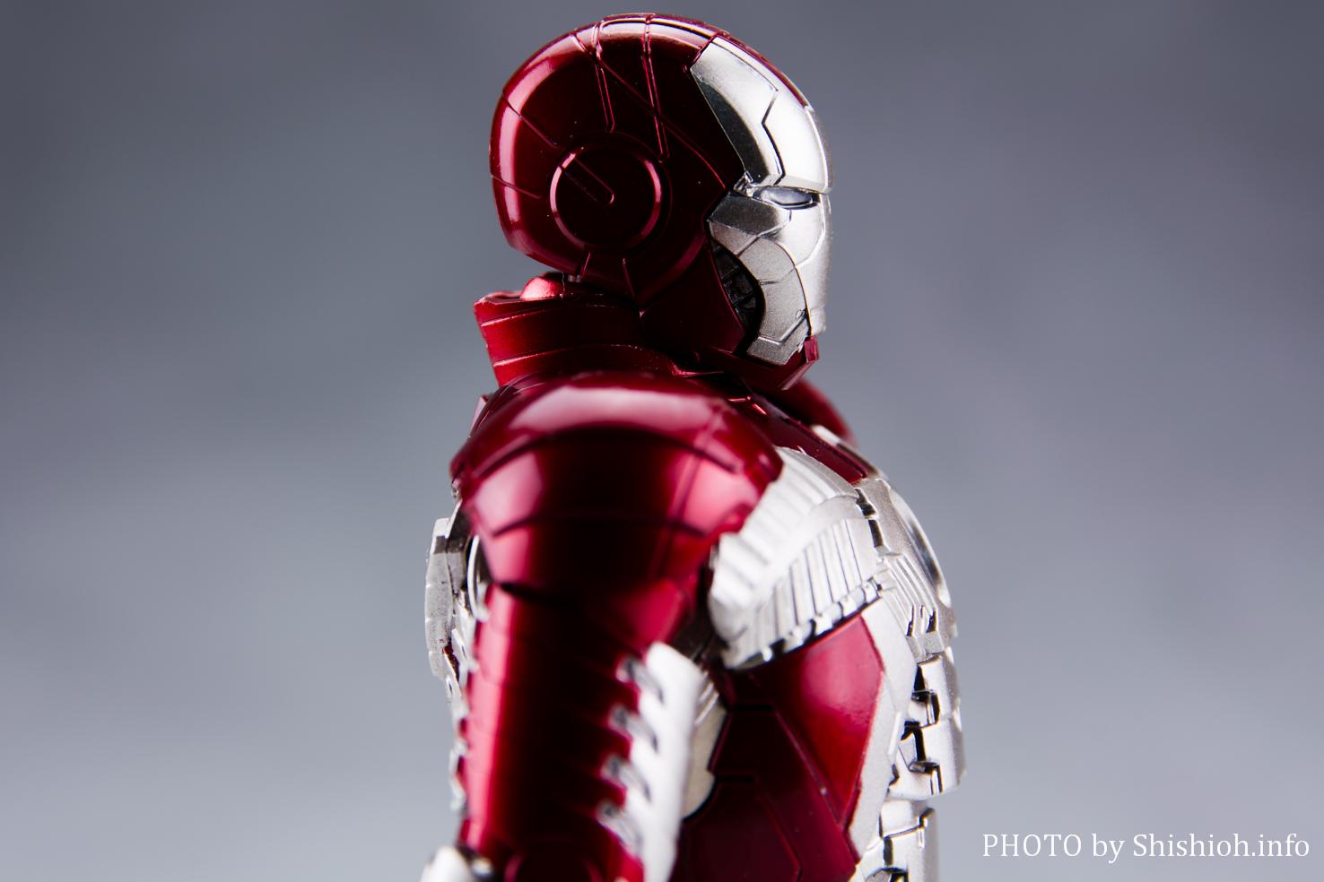 S.H.フィギュアーツ アイアンマン マーク5