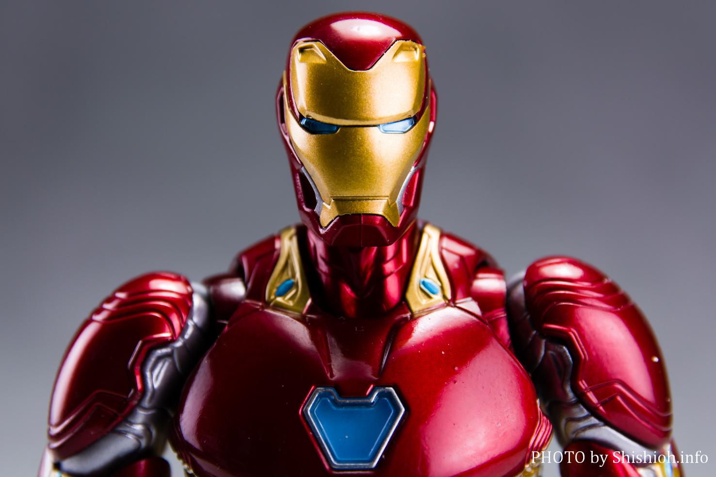S.H.Figuarts アイアンマン マーク50 (アベンジャーズ/インフィニティ・ウォー)