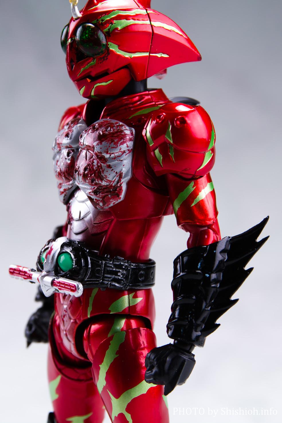 S.H.Figuarts 仮面ライダーアマゾンズ 最後ノ審判セット 1