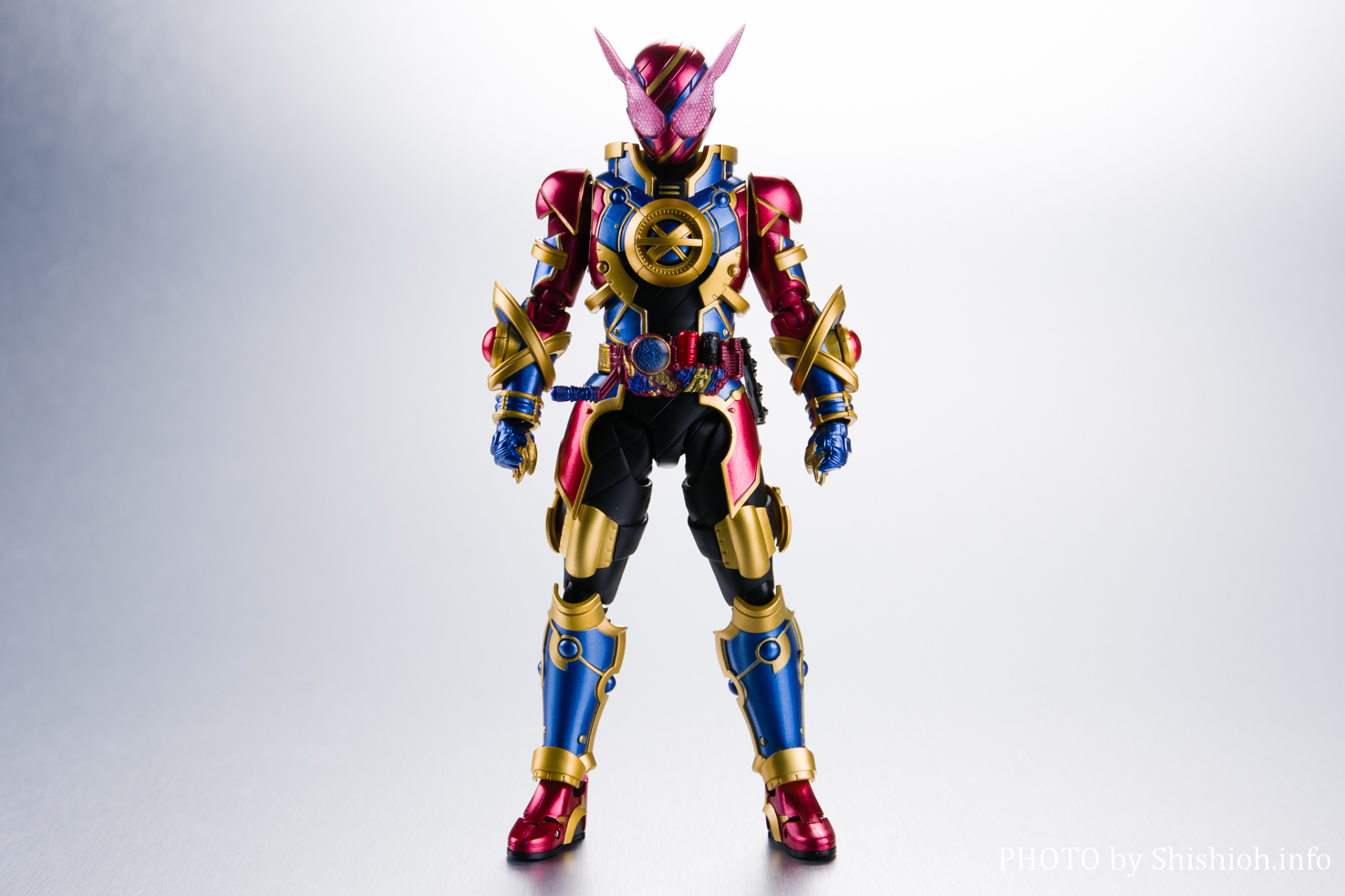 S.H.Figuarts 仮面ライダーエボル(フェーズ1.2.3.セット)
