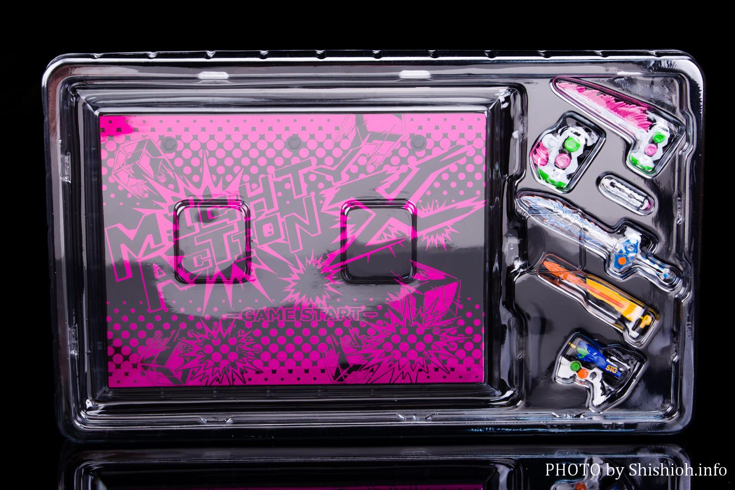S.H.Figuarts 仮面ライダーエグゼイド マイティアクションX ビギニングセット