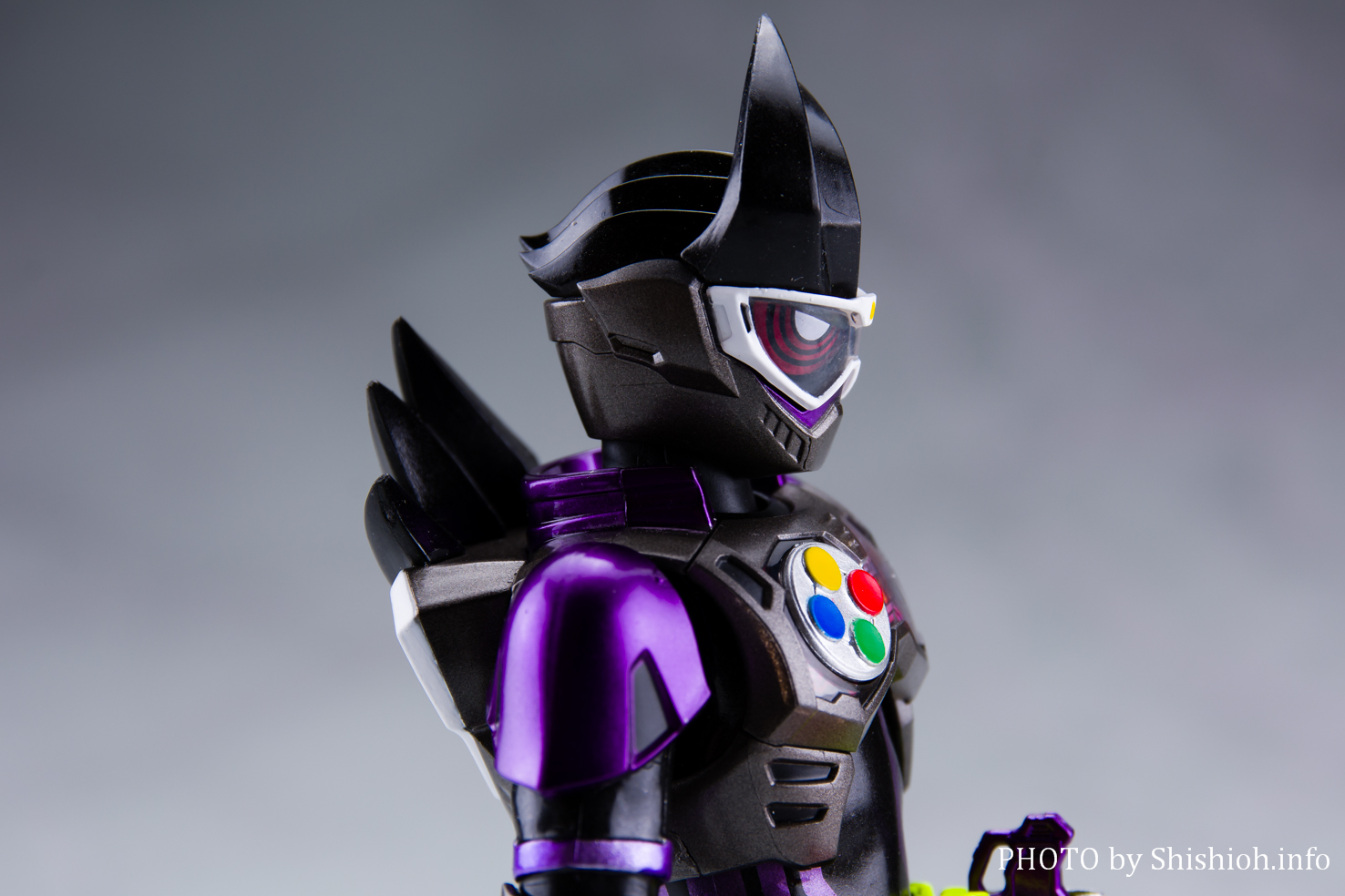 S.H.フィギュアーツ 仮面ライダーゲンム アクションゲーマー レベル2