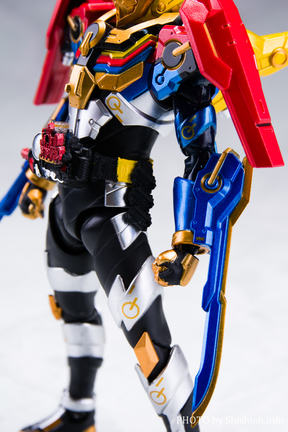 S.H.Figuarts 仮面ライダーグリスパーフェクトキングダム