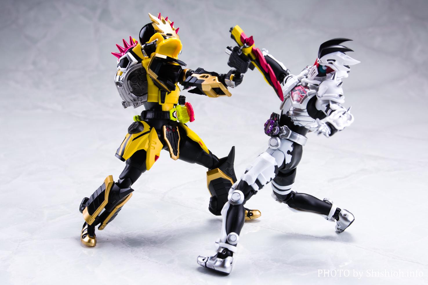 S.H.Figuarts 仮面ライダーレーザー チャンバラバイクゲーマー レベル3