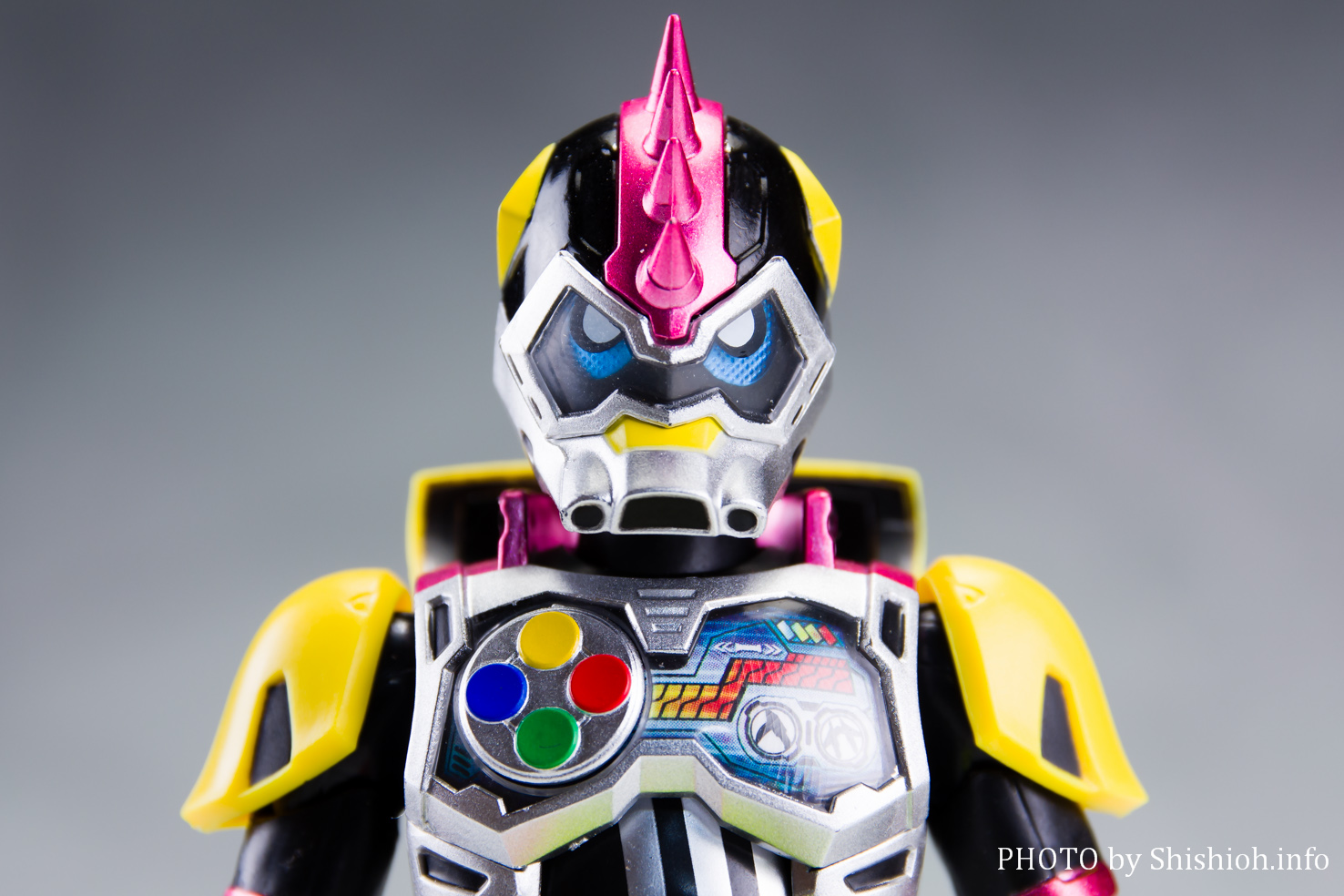 S.H.Figuarts 仮面ライダーレーザーターボ バイクゲーマー レベル0
