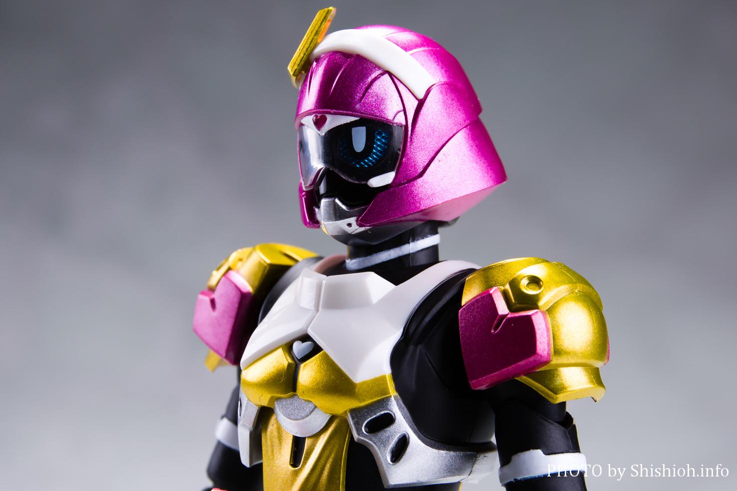 S.H.Figuarts 仮面ライダーポッピー ときめきクライシスゲーマー レベルX