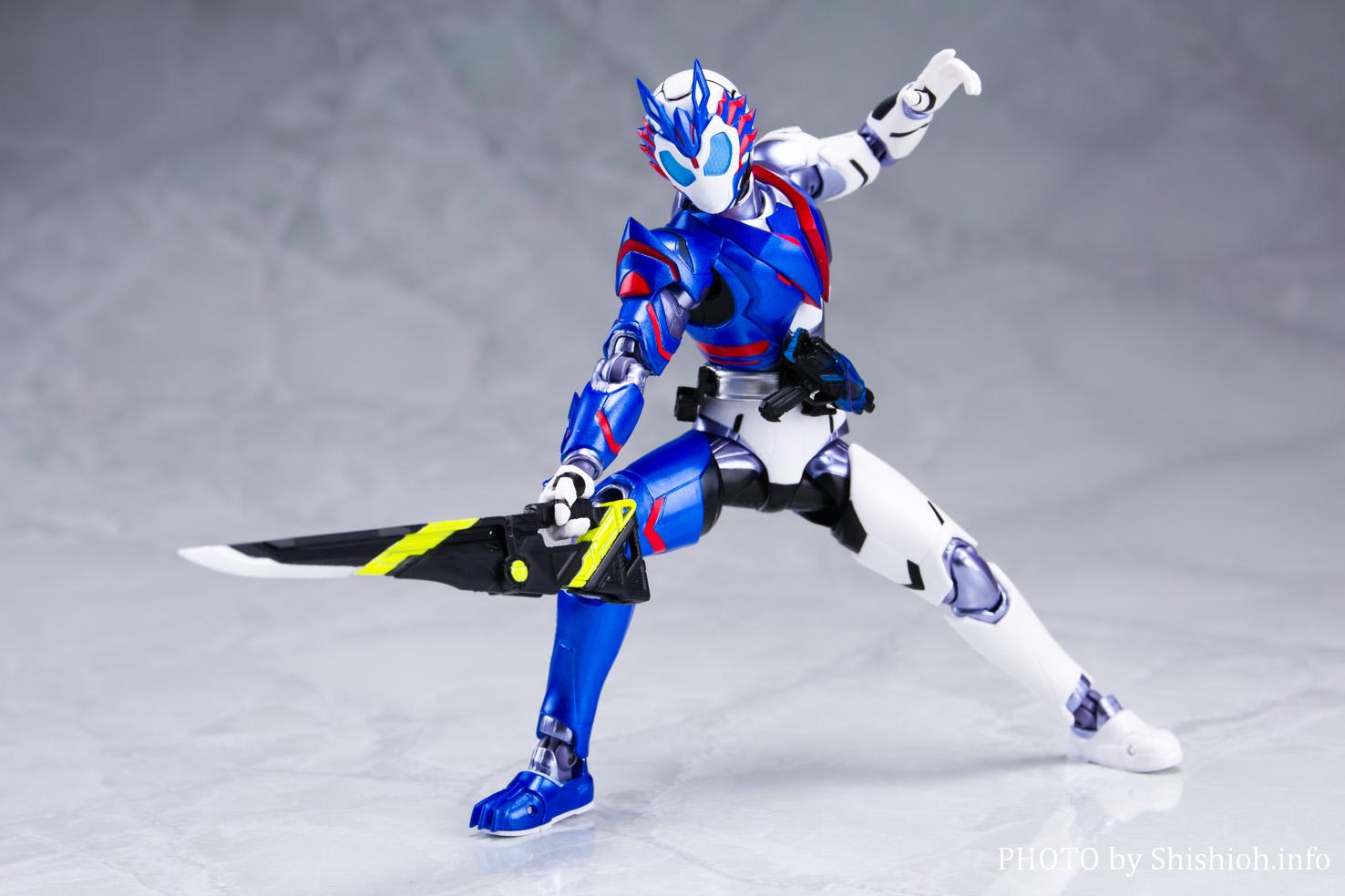 S.H.Figuarts 仮面ライダーバルカン シューティングウルフ