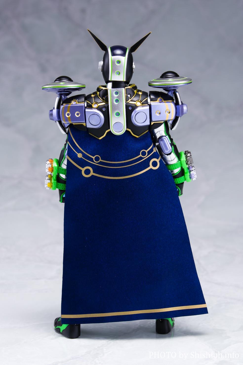S.H.Figuarts 仮面ライダーウォズギンガファイナリー 宇宙最強セット
