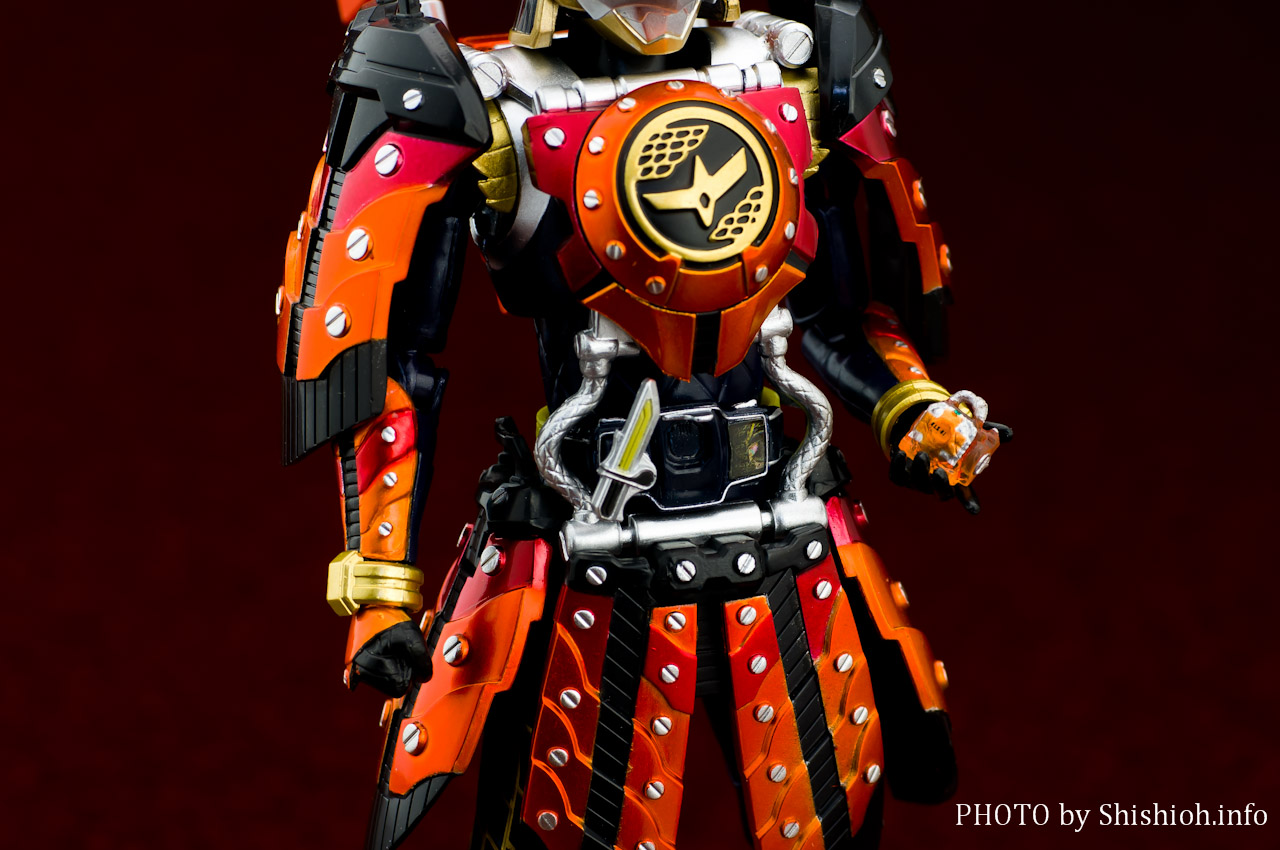 S.H.Figuarts 仮面ライダー鎧武 カチドキアームズ
