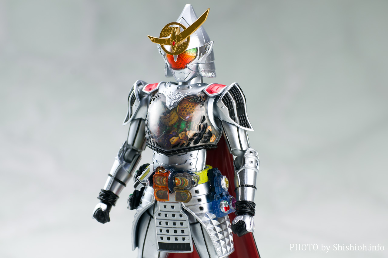 S.H.Figuarts 仮面ライダー鎧武 極アームズ