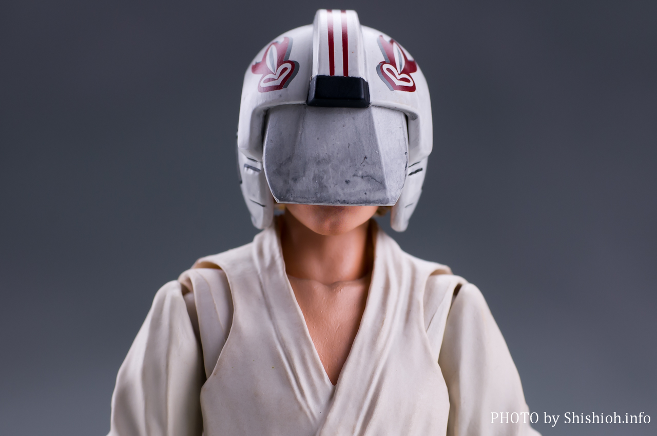 S.H.Figuarts ルーク・スカイウォーカー(A NEW HOPE)