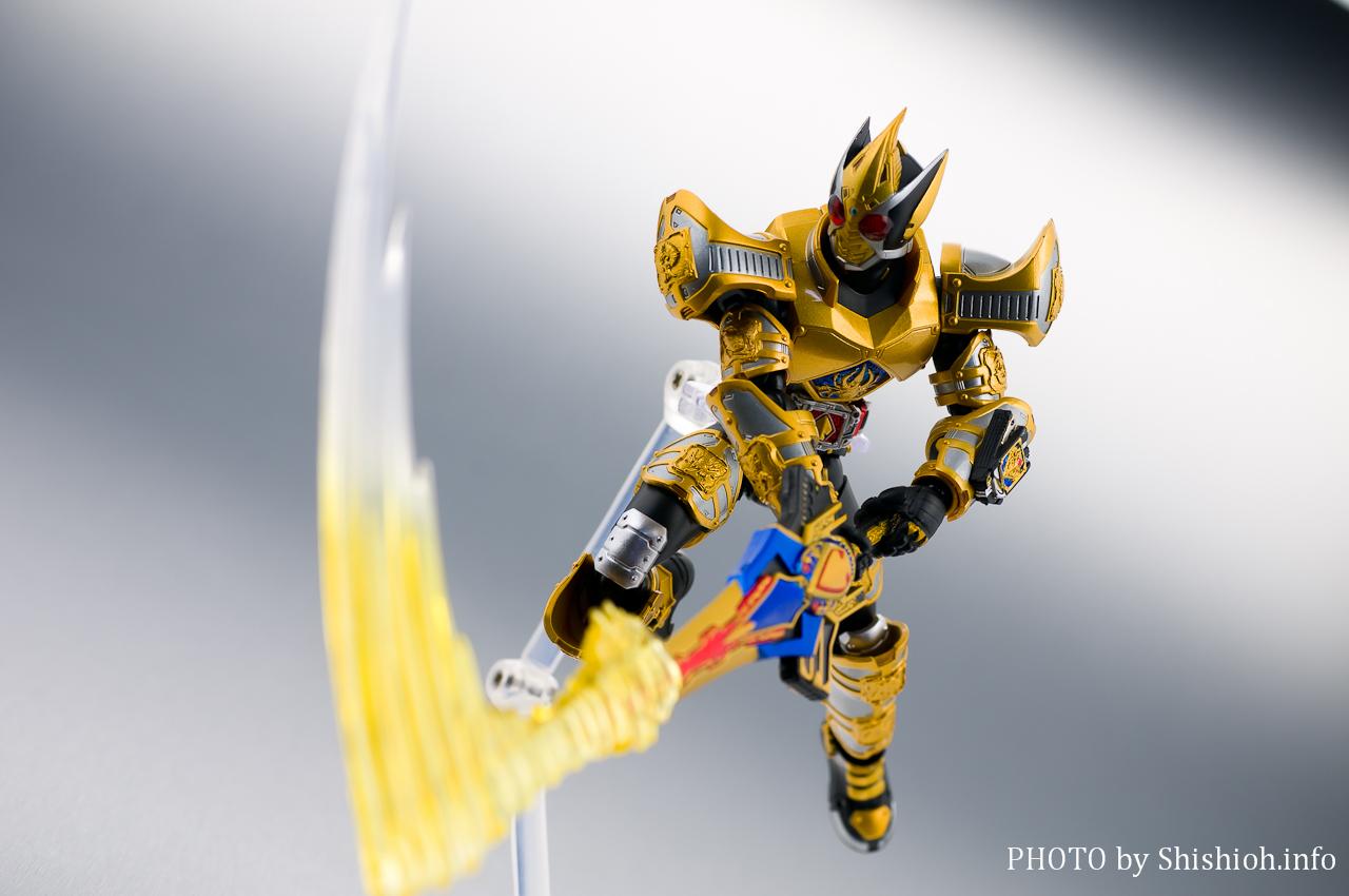 【转图】shf 假面骑士剑 king form 日本玩评