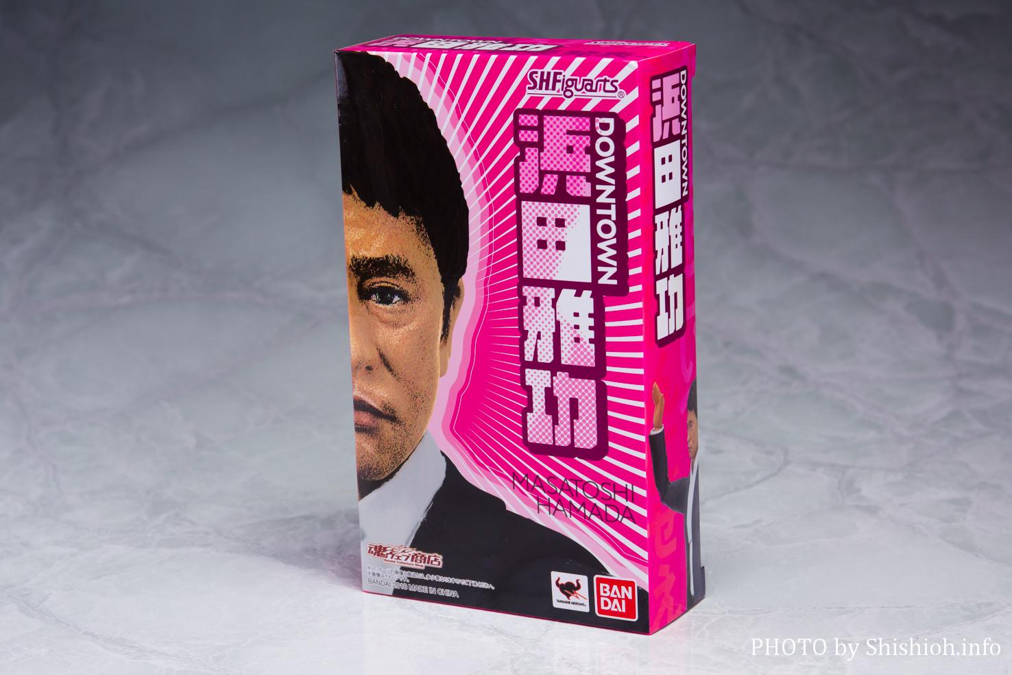 S.H.Figuarts 浜田雅功
