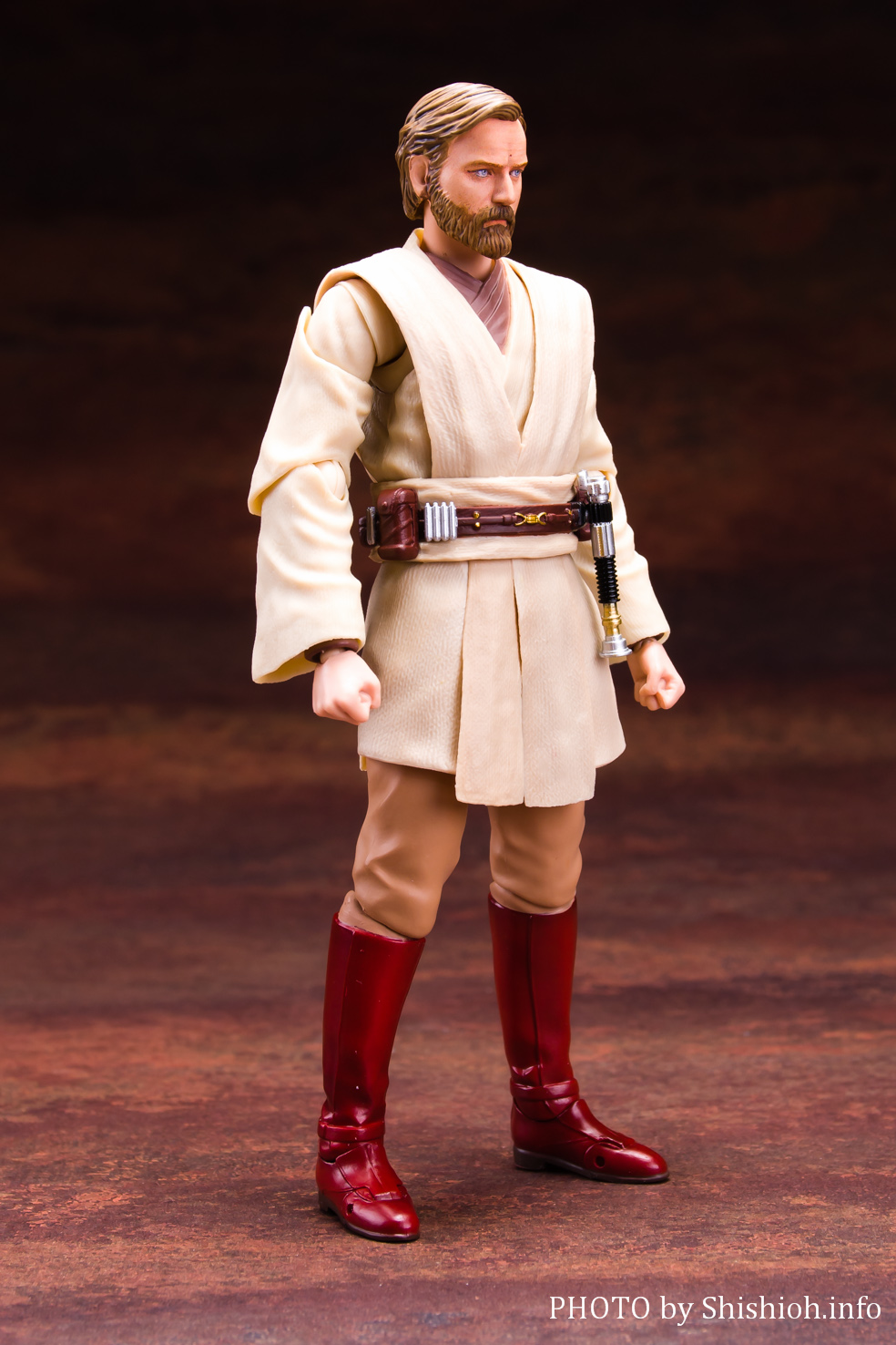 S.H.Figuarts オビ=ワン・ケノービ(STAR WARS:Revenge of the Sith)