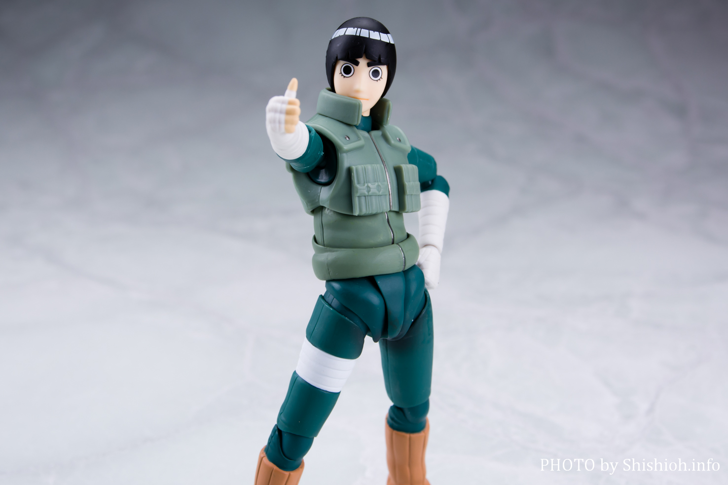 S.H.Figuarts ロック・リー