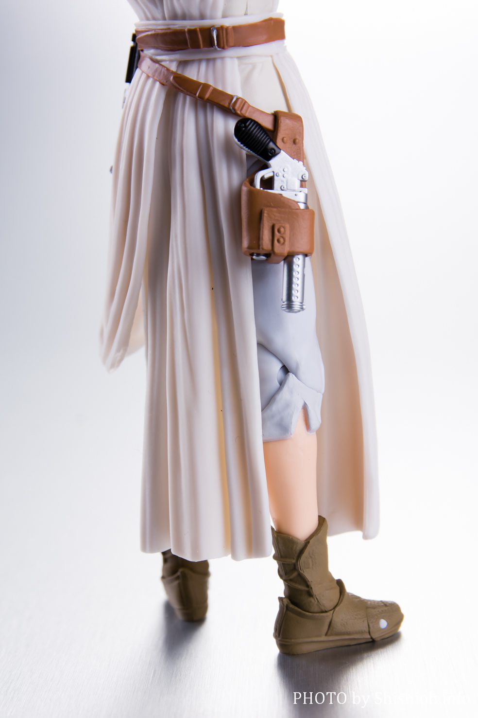 S.H.Figuarts レイ & D-O(STAR WARS: The Rise of Skywalker)