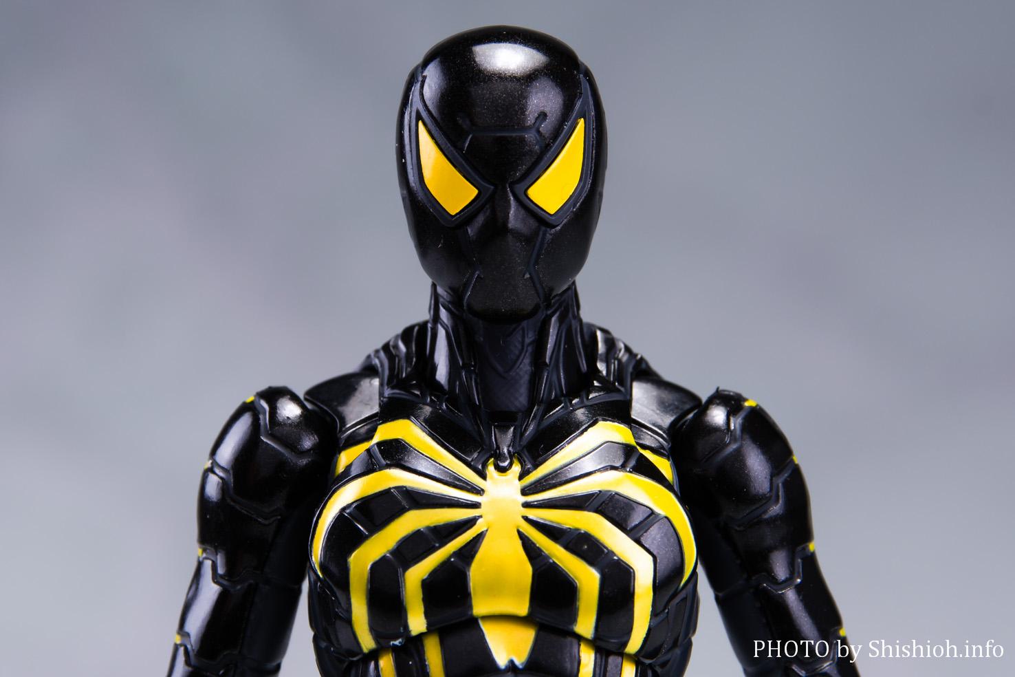 S.H.Figuarts スパイダーマン アンチオック・スーツ