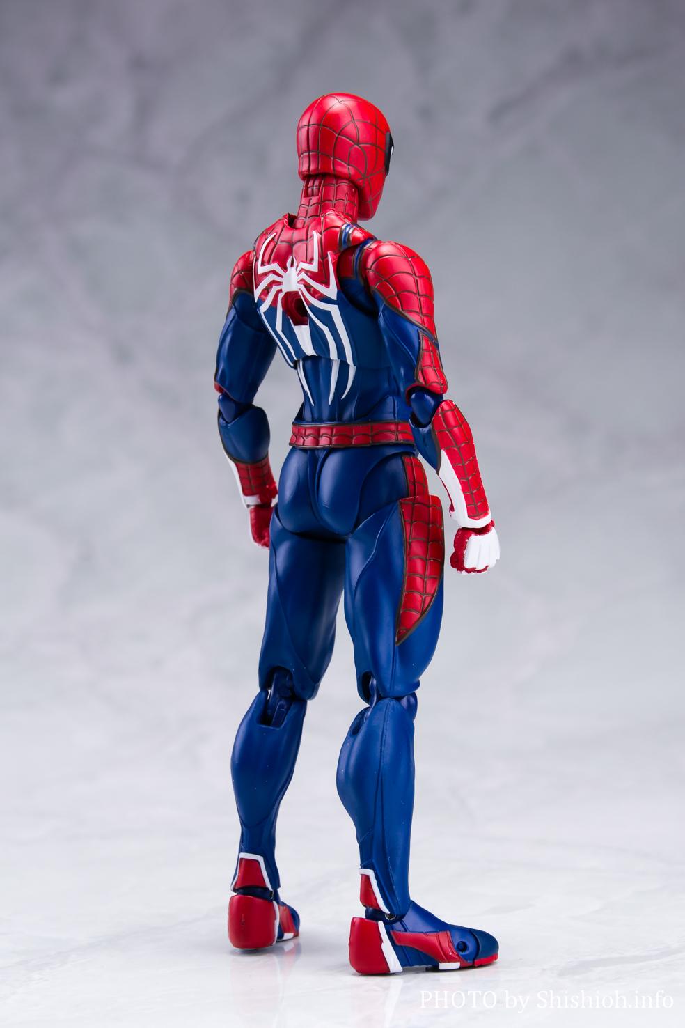 S.H.Figuarts スパイダーマン アドバンス・スーツ(Marvel's Spider-Man)
