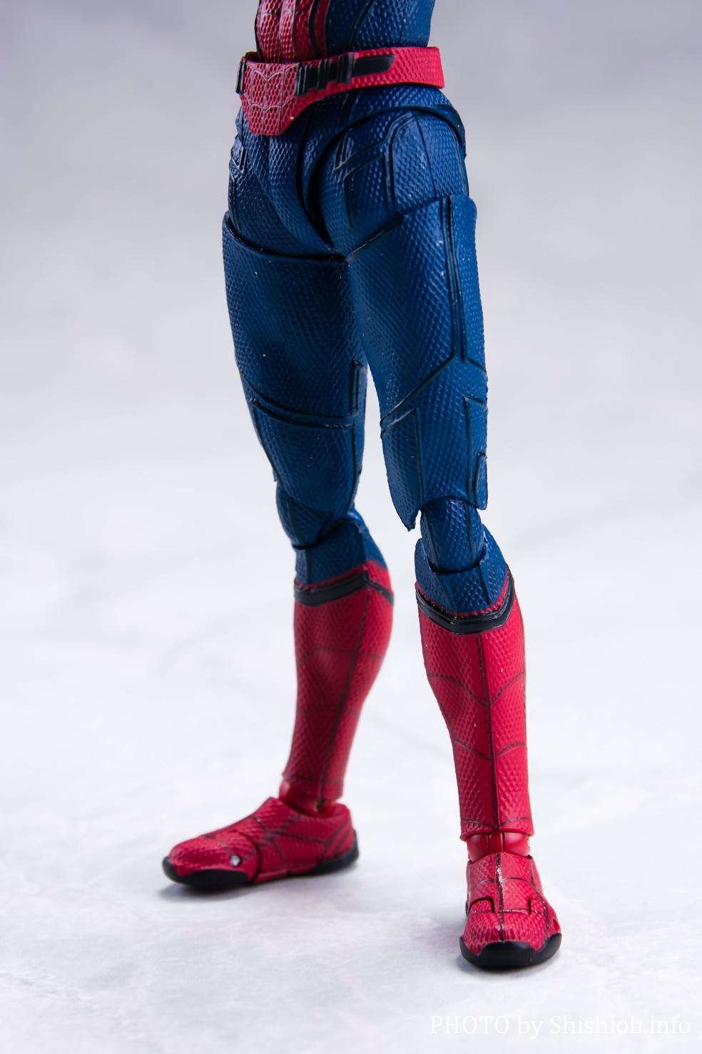 S.H.Figuarts スパイダーマン(ファー・フロム・ホーム)