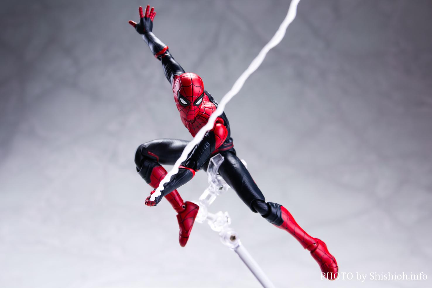 S.H.Figuarts スパイダーマン アップグレード・スーツ(スパイダーマン:ファー・フロム・ホーム)