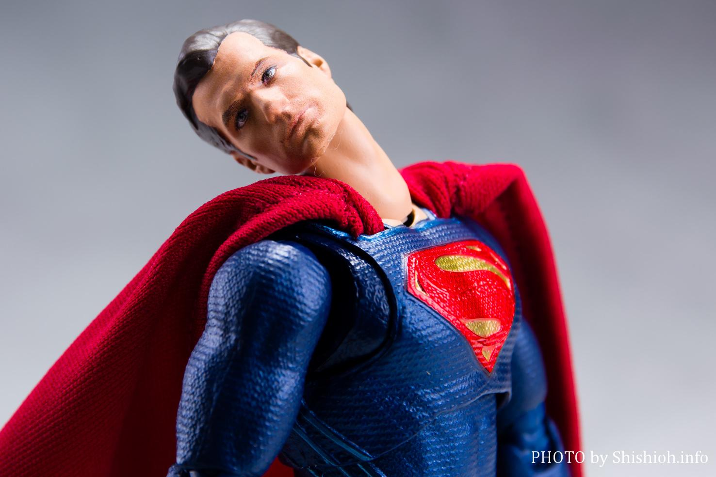 S.H.Figuarts スーパーマン (JUSTICE LEAGUE)