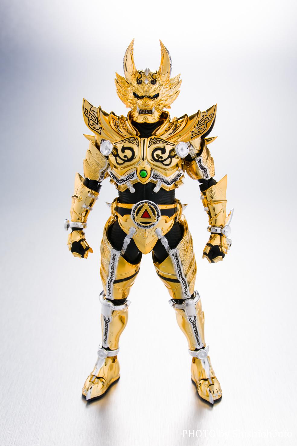 S.H.Figuarts(真骨彫製法) 黄金騎士ガロ(冴島雷牙)