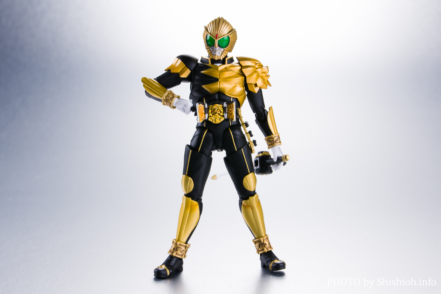 S.H.Figuarts(真骨彫製法)仮面ライダービースト