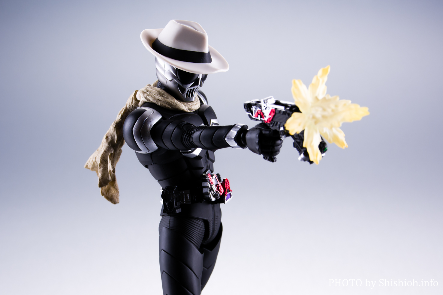 S.H.Figuarts(真骨彫製法)仮面ライダースカル