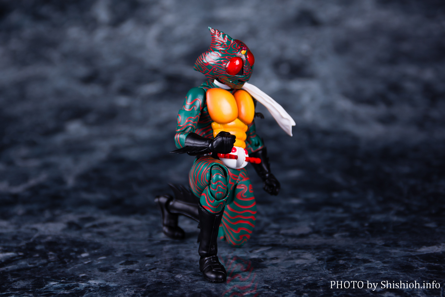 S.H.Figuarts(真骨彫製法)仮面ライダーアマゾン