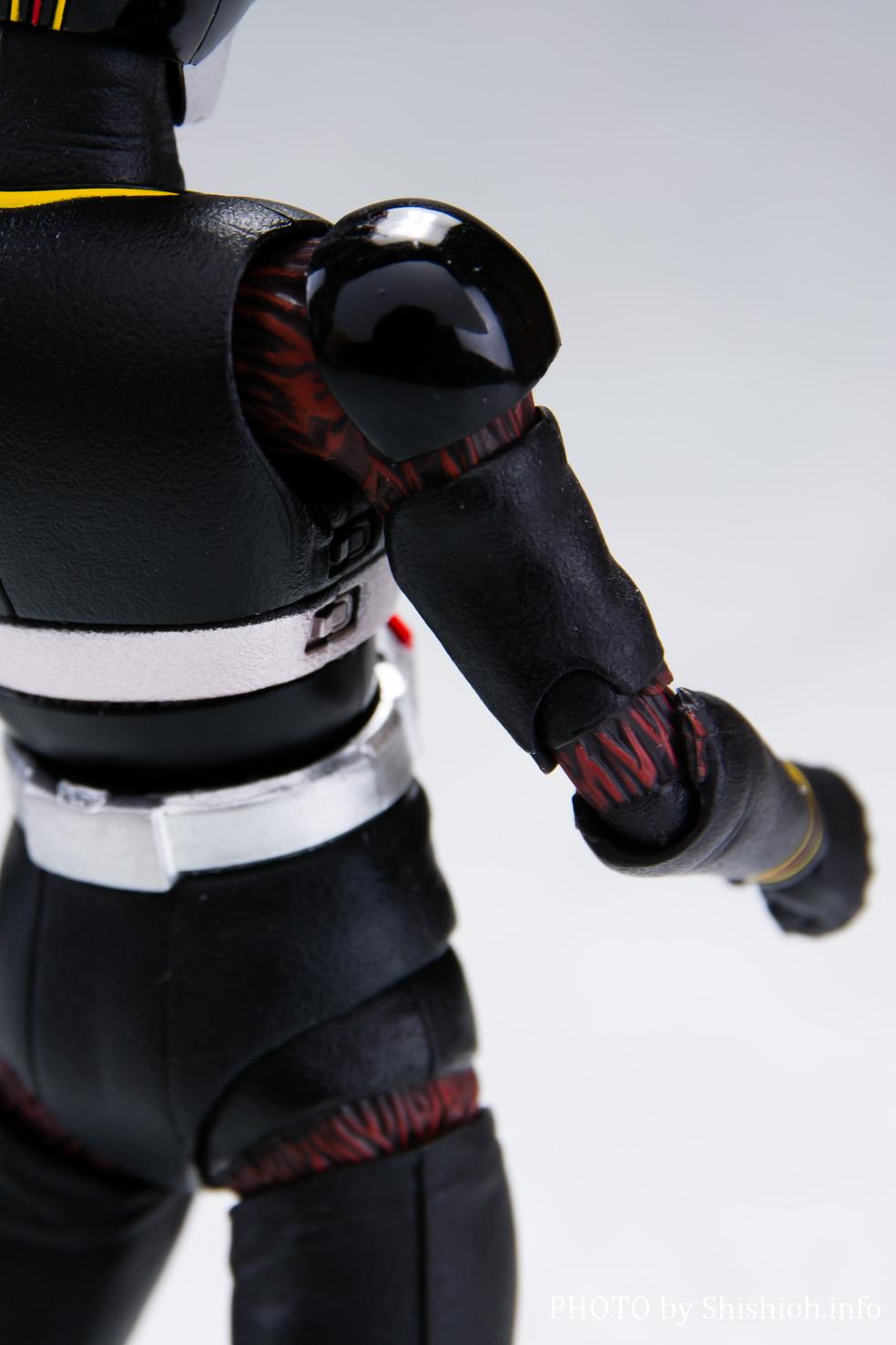 S.H.Figuarts (真骨彫製法) 仮面ライダーBLACK