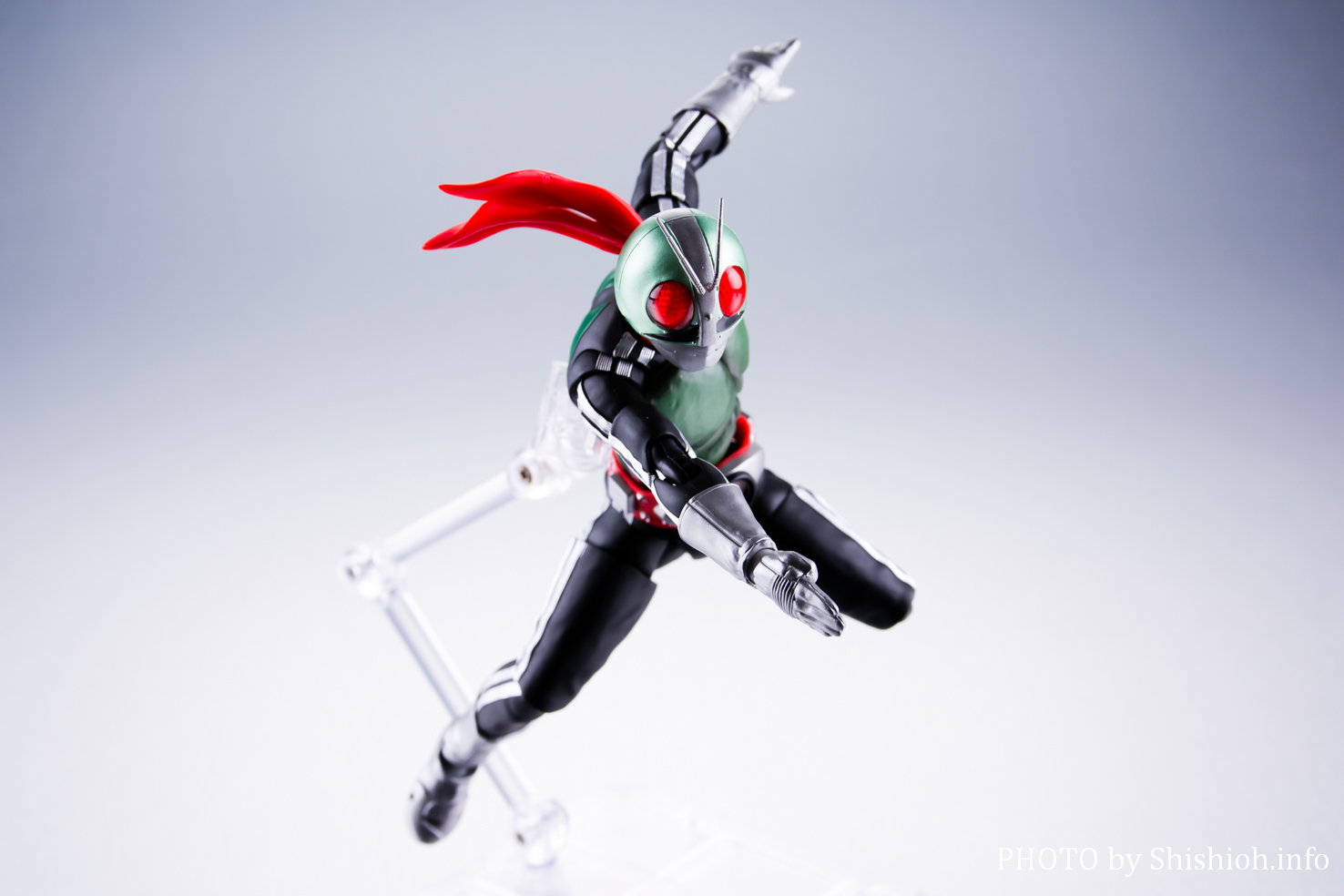 S.H.Figuarts(真骨彫製法)仮面ライダー新1号