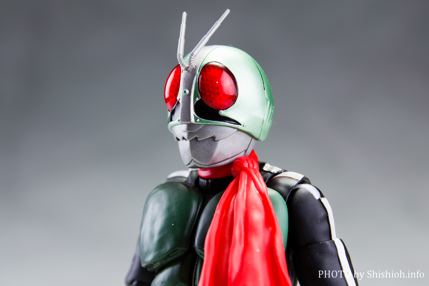 S.H.Figuarts(真骨彫製法)仮面ライダー新2号