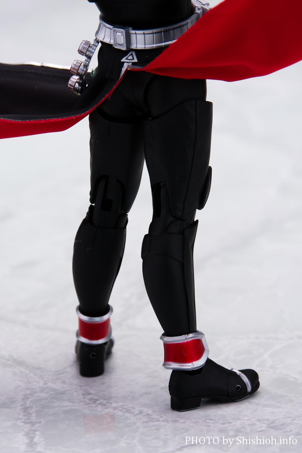 S.H.Figuarts(真骨彫製法) 仮面ライダーウィザード フレイムスタイル