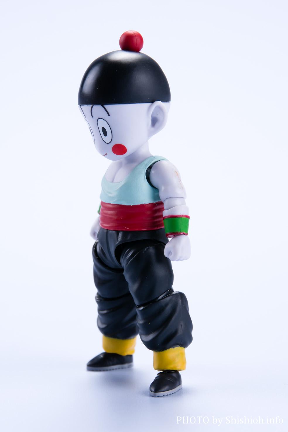 S.H.Figuarts 天津飯&餃子