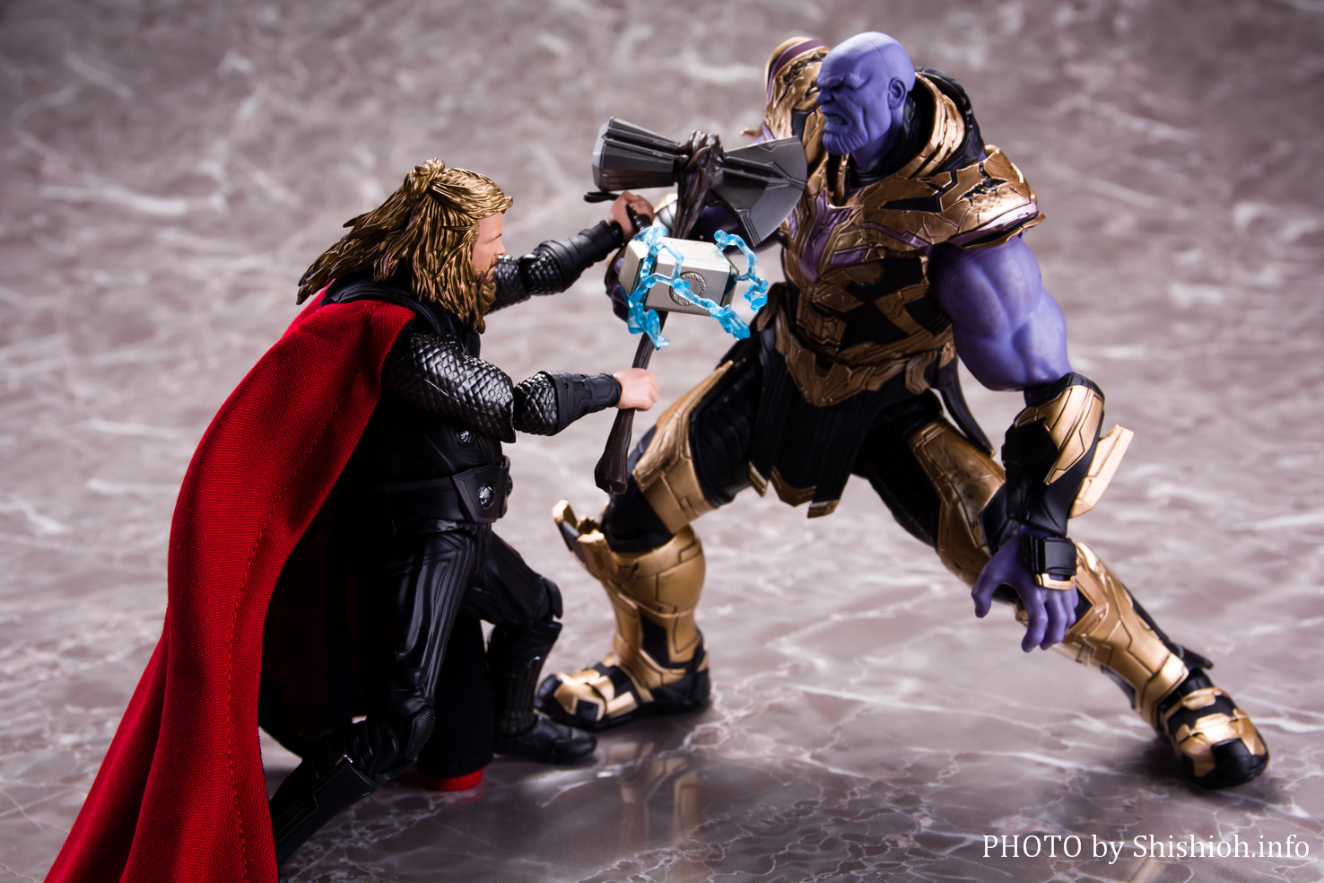 S.H.Figuarts ソー -《FINAL BATTLE》 EDITION-
